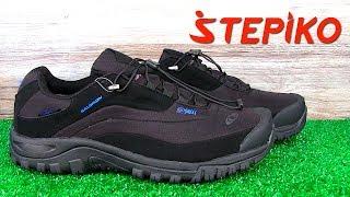 Мужские кроссовки Salomon 0103S . Видео обзор от stepiko.com