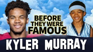 Kyler Murray | Before They Were Famous | MLB & NFL First Round Draft Pick 2019
