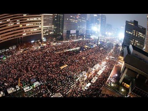 Korea's Political Tensions Keep Rising