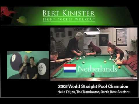 Bert Kinister Presents