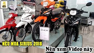 Video Nếu mua YAMAHA SIRIUS các bạn hãy xem video này…▶️ Giá xe YAMAHA SIRIUS tháng 9/2018 🔴 TOP 5 ĐAM MÊ download MP3, 3GP, MP4, WEBM, AVI, FLV September 2018