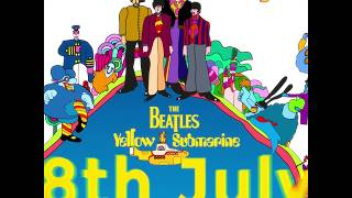The Beatles Yellow Submarine Returns To Big Screen For