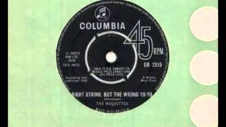 The Moquettes - Right String, But The Wrong Yo-Yo - 1964 45rpm