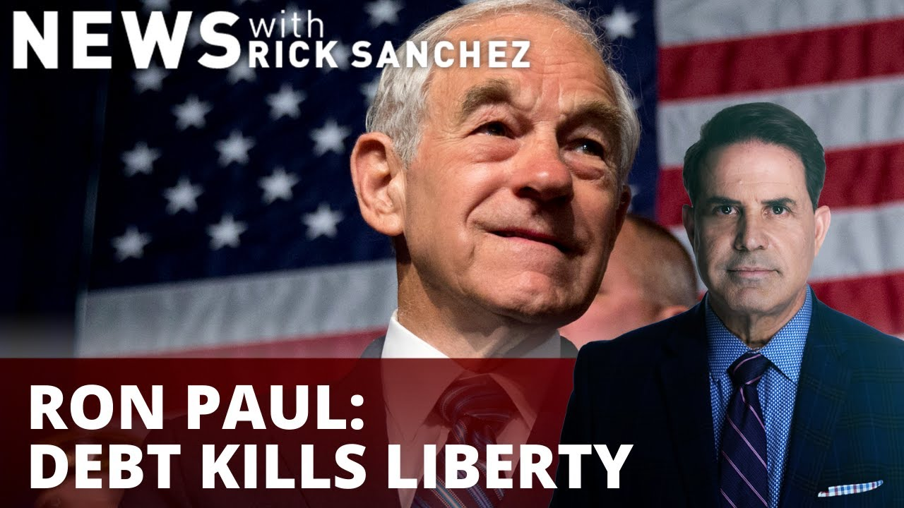 Ron Paul: Beware! More debt equals less liberty