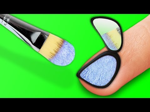 43 CRAZY DIY MAKEUP CRAFTS