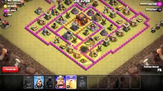 clash of clans ks de basit taktikler
