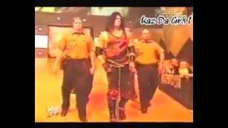 WWE - Kane vs Eric Bischoff 2003
