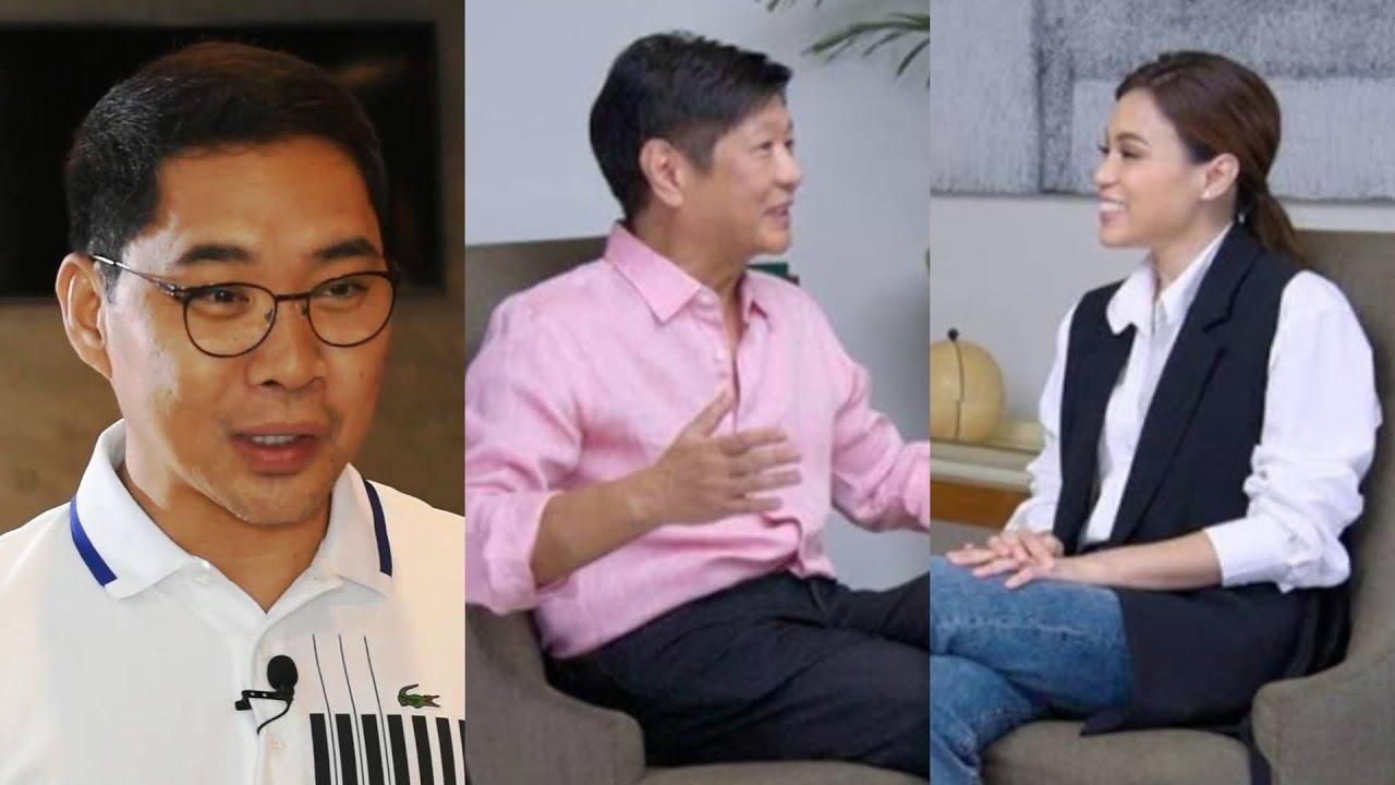 Anthony Taberna PINAGTANGGOL si Toni Gonzaga sa Interview nito kay Bongbong Marcos
