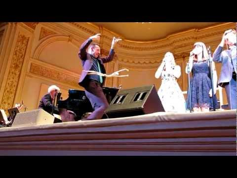 Pink Martini with Von Trapp Family Singers and Basil Twist  The Lonely Goatherd HD Carnegie Hall
