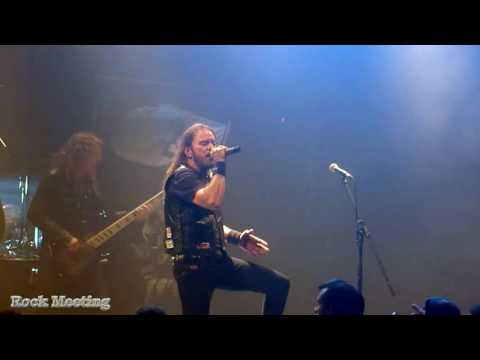 FLOTSAM AND JETSAM Toulouse - Life's A Mess - Le Metronum 24/09/2016