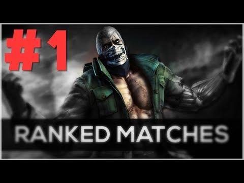 Tekken 7 - Bryan Ranked Matches #1