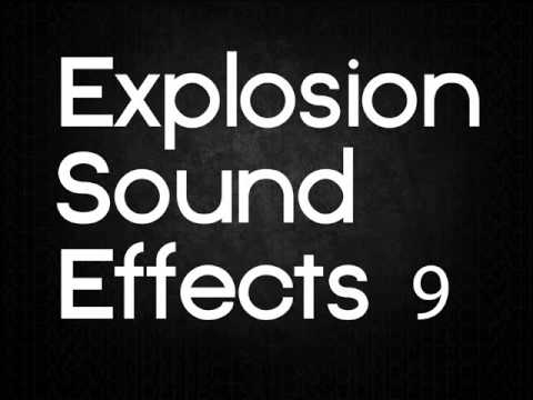 Explosion Sound Effects 9