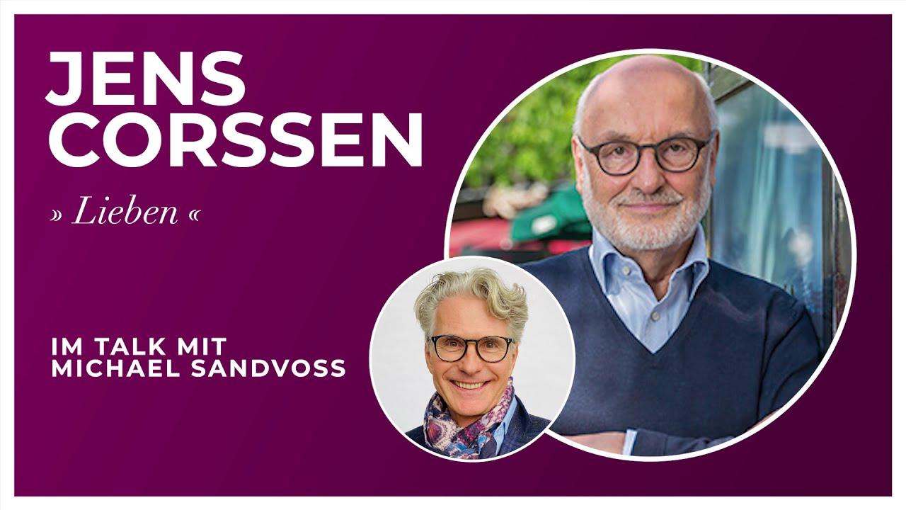 """Brain&Soul Talk """"Lieben"""" mit Jens Corssen und Michael Sandvoss"""