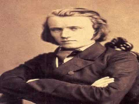 Brahms- Cradle Song