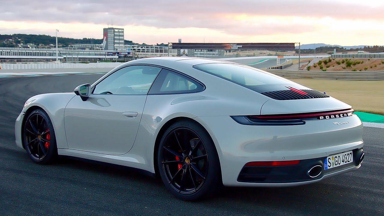 Porsche Carrera S >> 2019 Porsche 911 Carrera S Crayon Driving Interior Exterior
