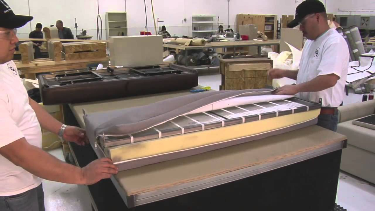 TriFold Foam Replacement By Lippert Interior Solutions YouTube