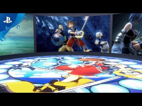 『KINGDOM HEARTS :VR Experience』 デビュートレーラー