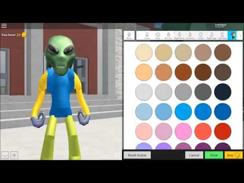 How To Be An Alien In Robloxian HighSchool