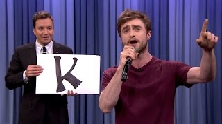 Daniel Radcliffe's AMAZING RAP PERFORMANCE | What's Trending Now
