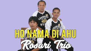 Lagu Batak Paling Kren -  HO NAMA DI AU -  Rosari Voice