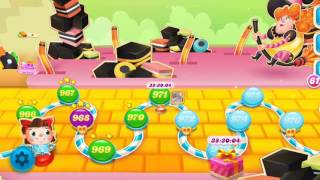 Candy Crush Soda Saga Level 970 ★★★