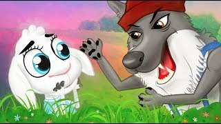 El Lobo y los Siete Cabritos cuentos infantiles para dormir & animados