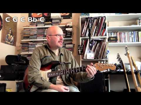 Bad Penny by Rory Gallagher - Guitar Lesson