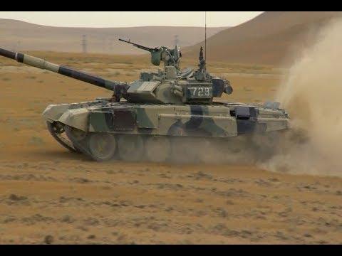 Танковые подразделения Азербайджана проявили свою мощь в апрельских боях 2016 года