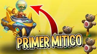 PROBANDO MI PRIMER MITICO! - KATUFO y ARUMEL - Monster Legends
