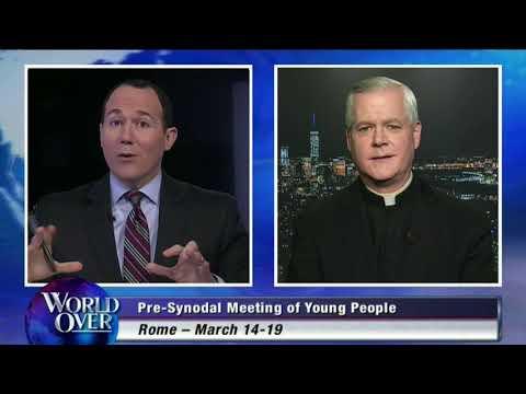 World Over - 2018-03-29 - Full Episode with Raymond Arroyo