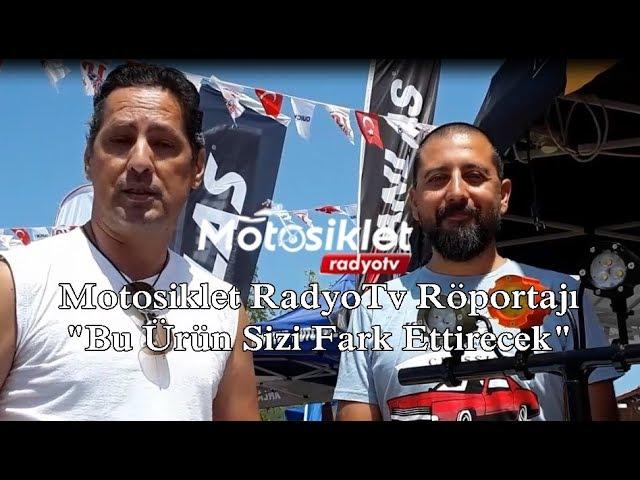 Motosiklet RadyoTv Focus Glow Röportajı