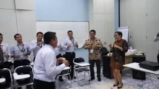 Chicken Dance PT ISS Indonesia Cabang Surabaya