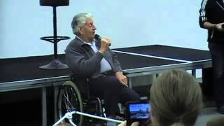 David Prowse Q&A Scifi convention Stockholm 2014