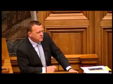 Lars Løkke Rasmussen forklarer hvad han mener