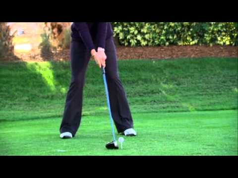 Golf Instruction- Suzy Whaley Golf -Weight Shift
