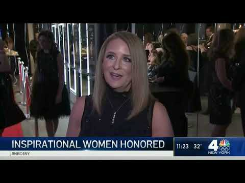 NBC 4 NY Visits Anthony DeFranco Salon & Sp For 30th Anniversary Event - Jan. 29, 2020