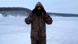 ✌ Зимняя рыбалка. Белгородское водохранилище..