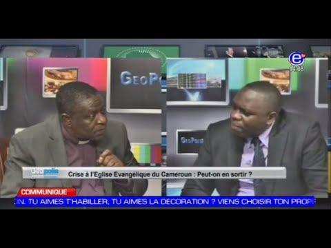 GEOPOLIS sur Equinoxe TV - Crise à l'église Évangélique du Cameroun: peut-on en sortir?