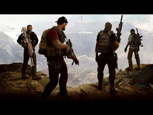 Tom Clancy's Ghost Recon Wildlands - Nous sommes les Ghosts