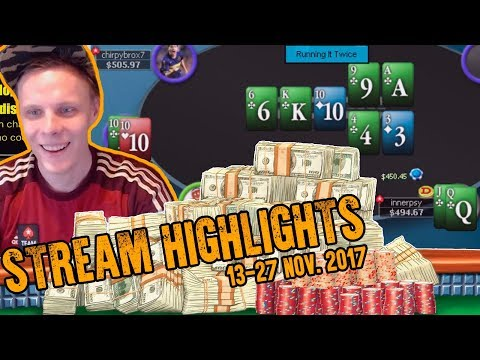 Без смс и регистрации! 13-27 November Stream Highlights.
