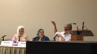 Panel: 25 Years of MYST & MYST Fandom - Geek Girl Con 2018 - with Rand Miller (6/6)