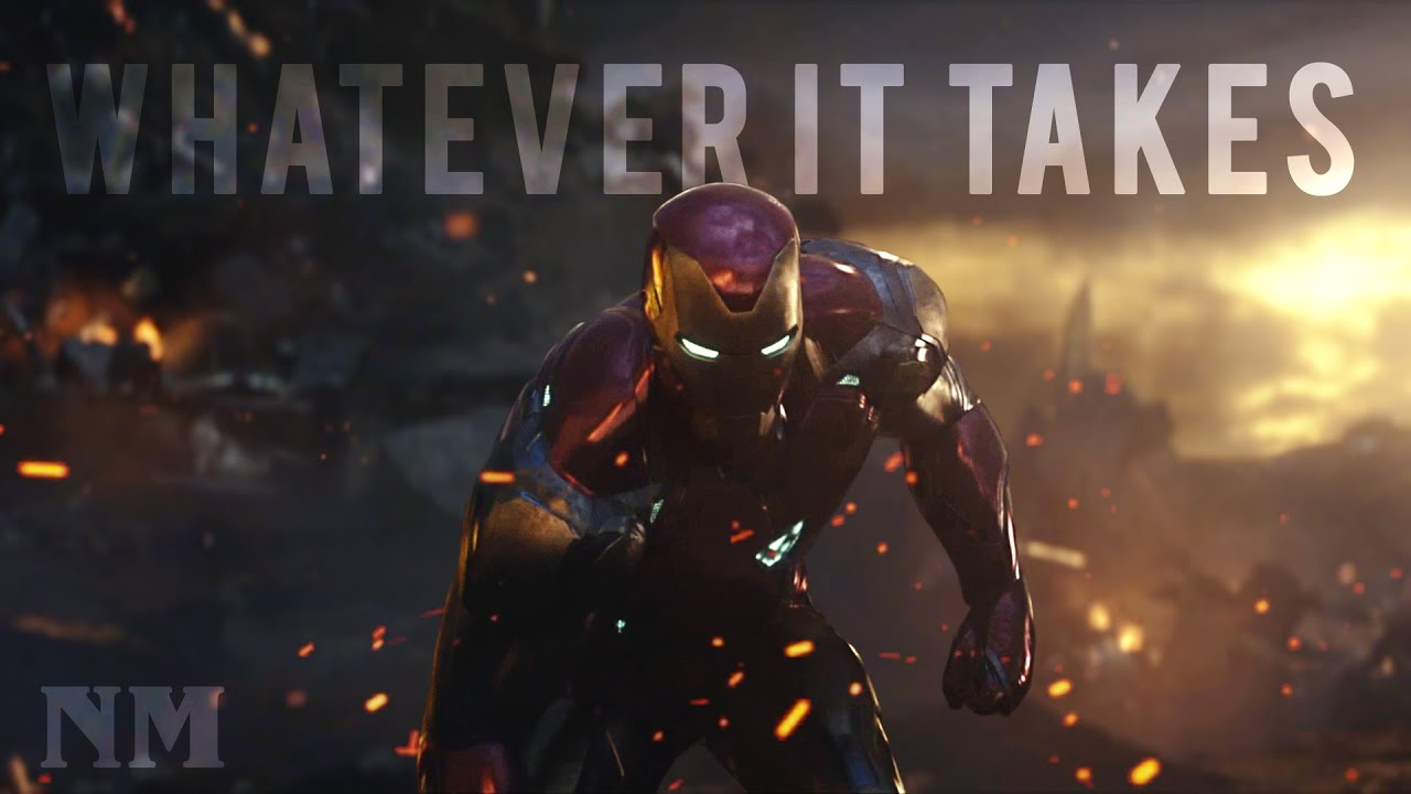 Whatever It Takes Avengers