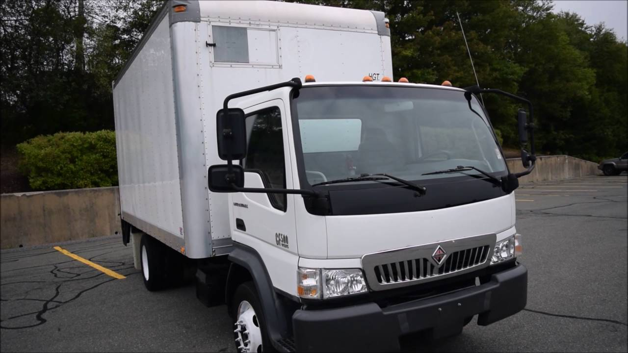 2006 international box truck 4 5l powerstroke diesel [ 1280 x 720 Pixel ]