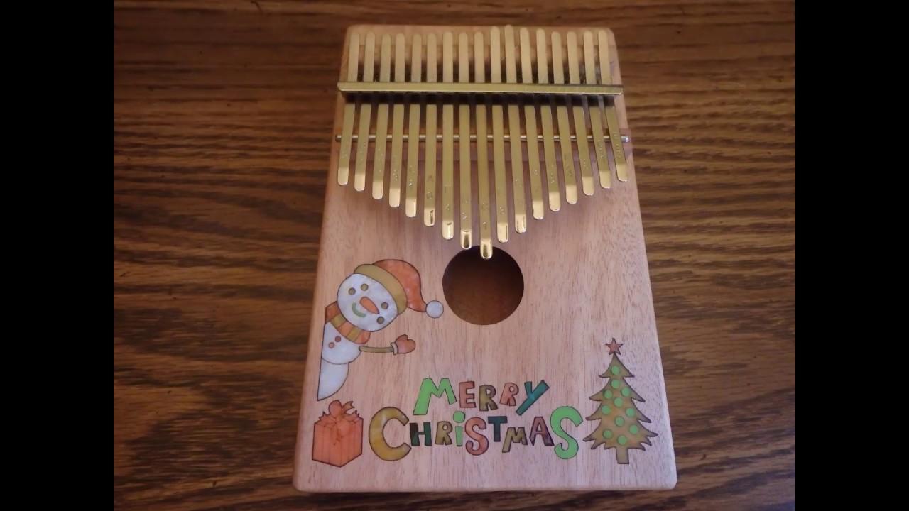 Christmas Kalimba - Silent Night