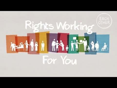 Human Rights Explained In A Beautiful Two Minute Animation