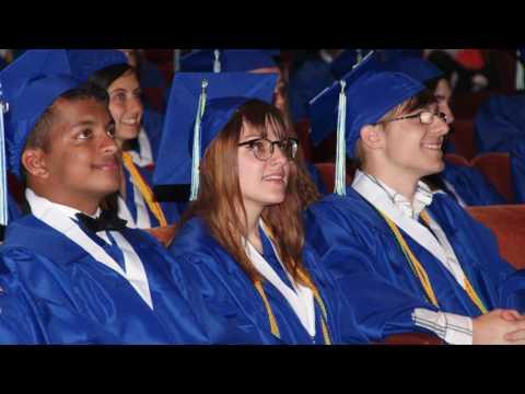 Washtenaw International High School Commencment May 25, 2017