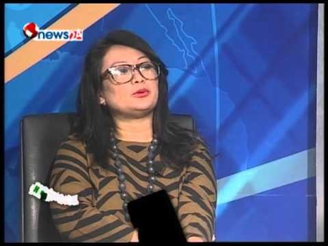 गायिका मौसमी गुरुङ - Singer Mausami Gurung