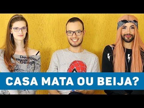 Casa, Mata ou Beija? ft. Samira Close e Poison Blonde no Riah Comic Fest