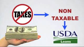 Can You Gross Up Tax Exempt Income When Qualifying for a USDA Loan?