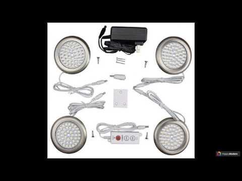 Светодиодная подсветка для кухонных шкафов: 65 универсальных идей